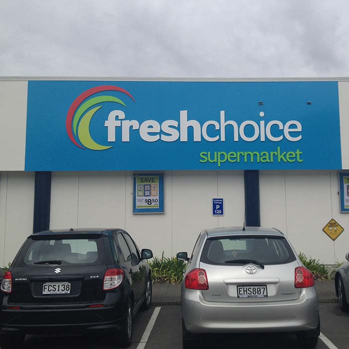 Fresh Choice Picton