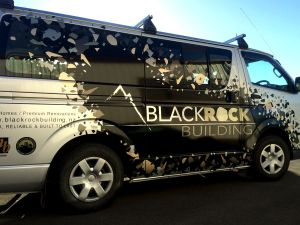 Blackrock-building-van