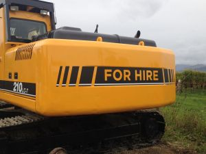 Digger-for-hire