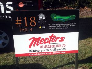 Golf-Signs