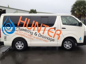 Hunter-Plumbing-Van