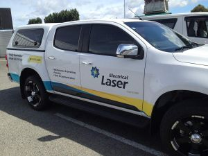 Laser-Electrical-Ute