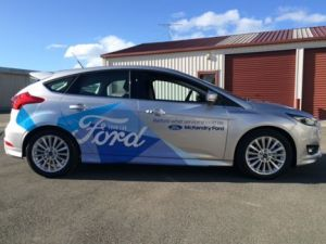 McKendry-Ford-car
