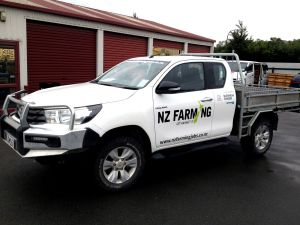 NZ-Farming-Ute